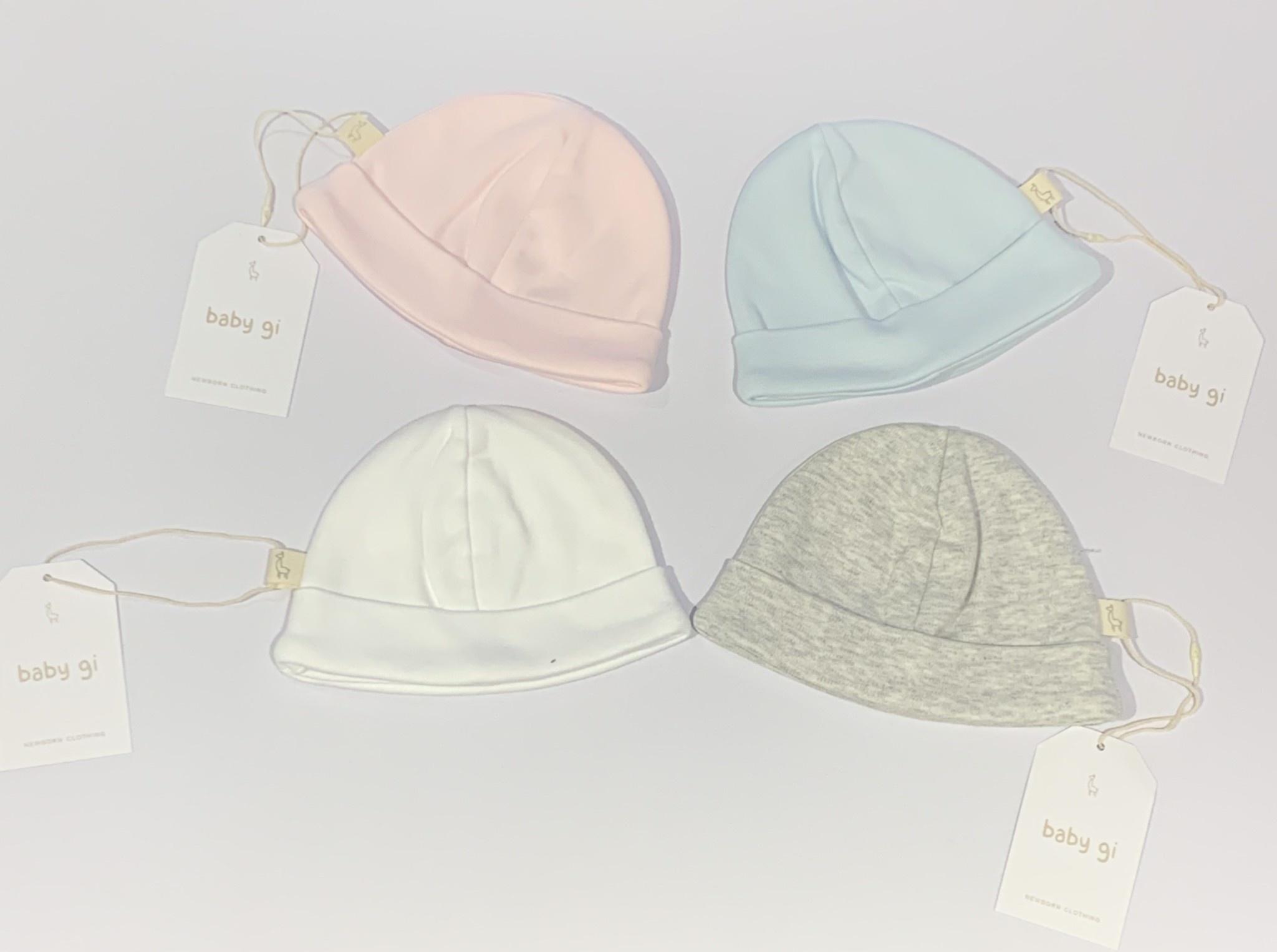 Baby Gi Baby gi cotton hat 0-1 month