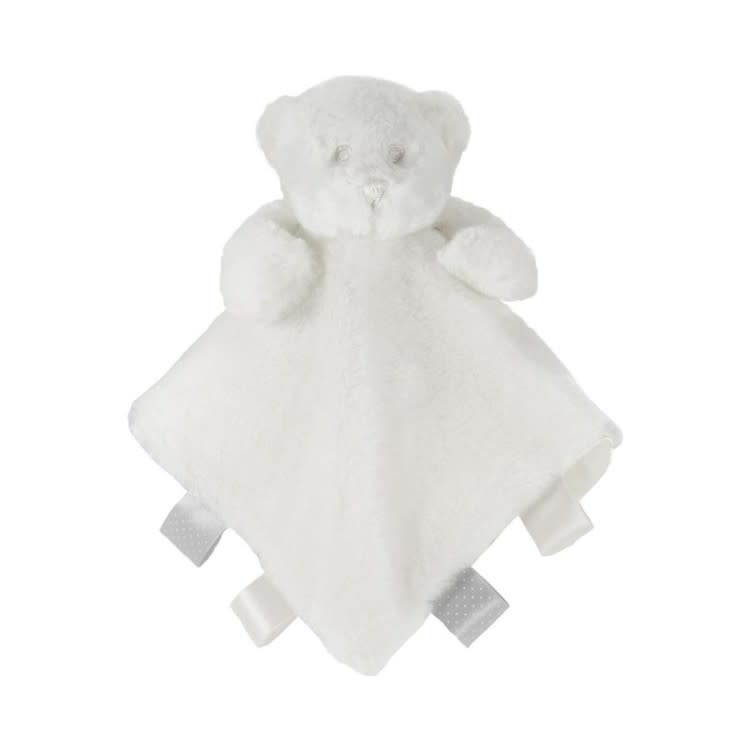 Soft Touch Soft touch white teddy tag comforters