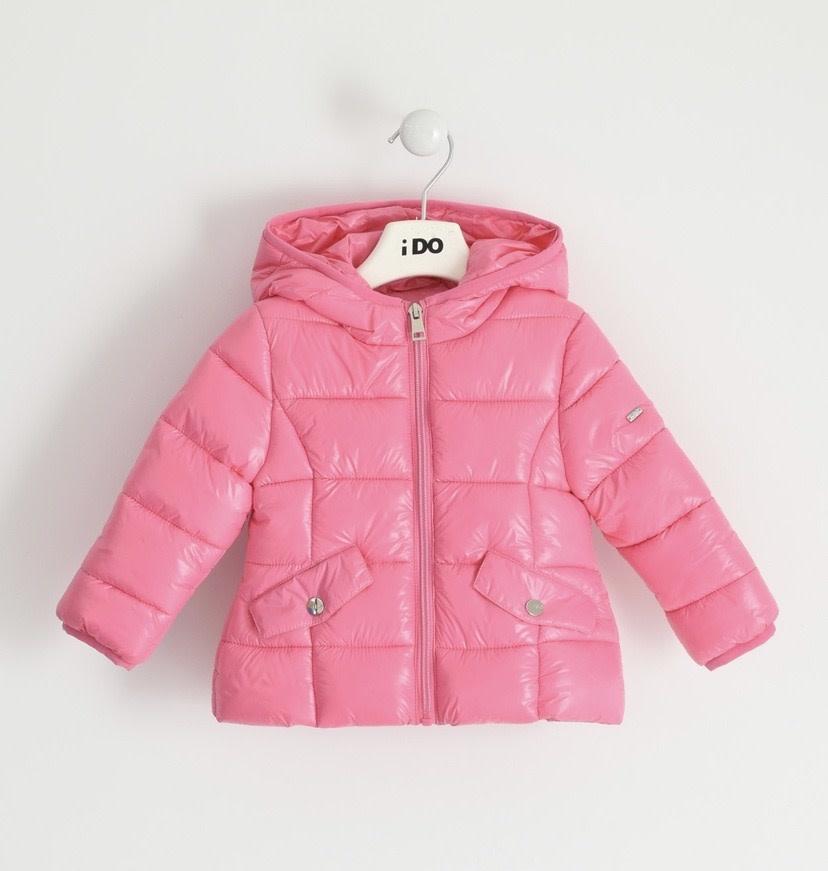 iDo iDO Girls Pink Padded Jacket 1341