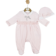 Mintini Baby Minitni all in one and hat bow diamonte detail MB4340