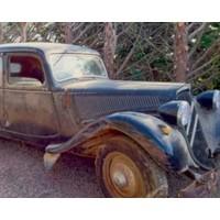 thumb-Garnitur für Kupplungspedal Citroën Traction Avant-7