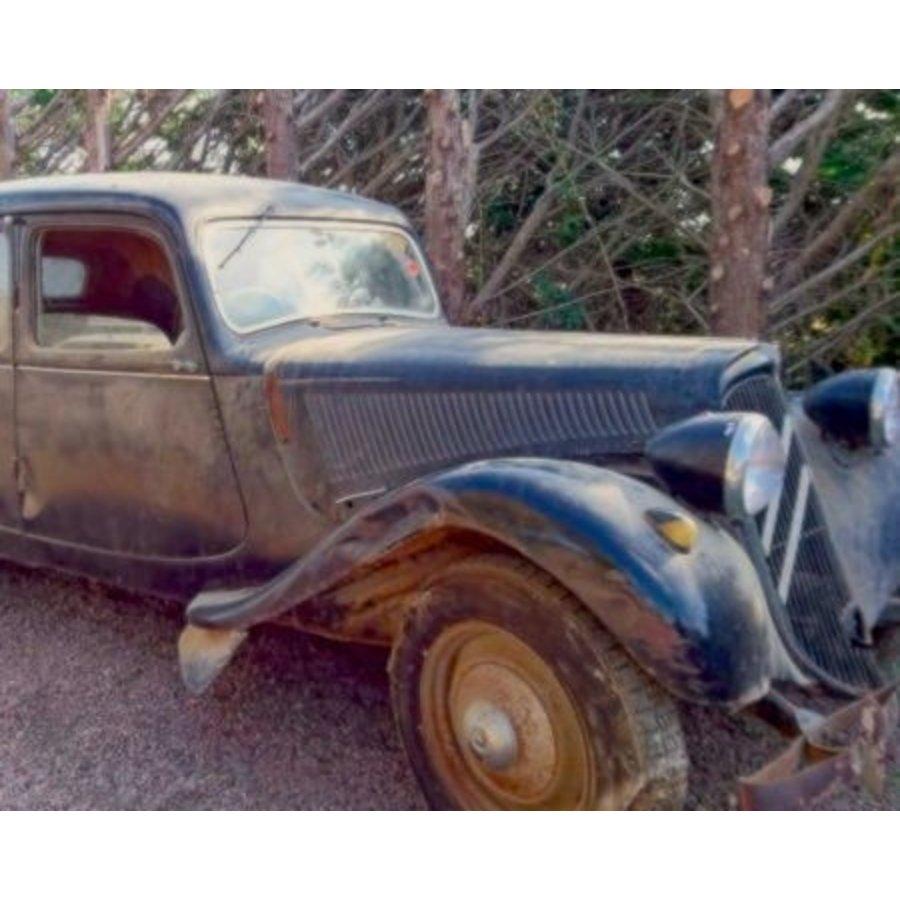 Caoutchouc de pédale de Citroën Traction Avant-7
