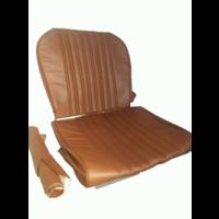 thumb-Garniture origine siège AV cuir marron (assise dossier panneau de fermeture pour dossier AV avec ressorts) Citroën ID/DS-5