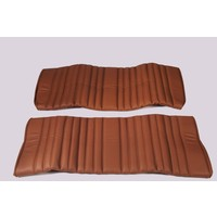 thumb-Rear bench cover brown leather safari Citroën ID/DS-2