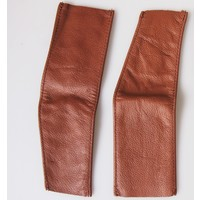 thumb-Spring cover patches brown leather Citroën ID/DS-2