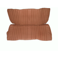 thumb-Rear bench cover light brown leather safari Citroën ID/DS-3