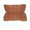 ID/DS Rear bench cover light brown leather safari Citroën ID/DS