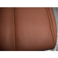 thumb-Rear bench cover light brown leather safari Citroën ID/DS-4