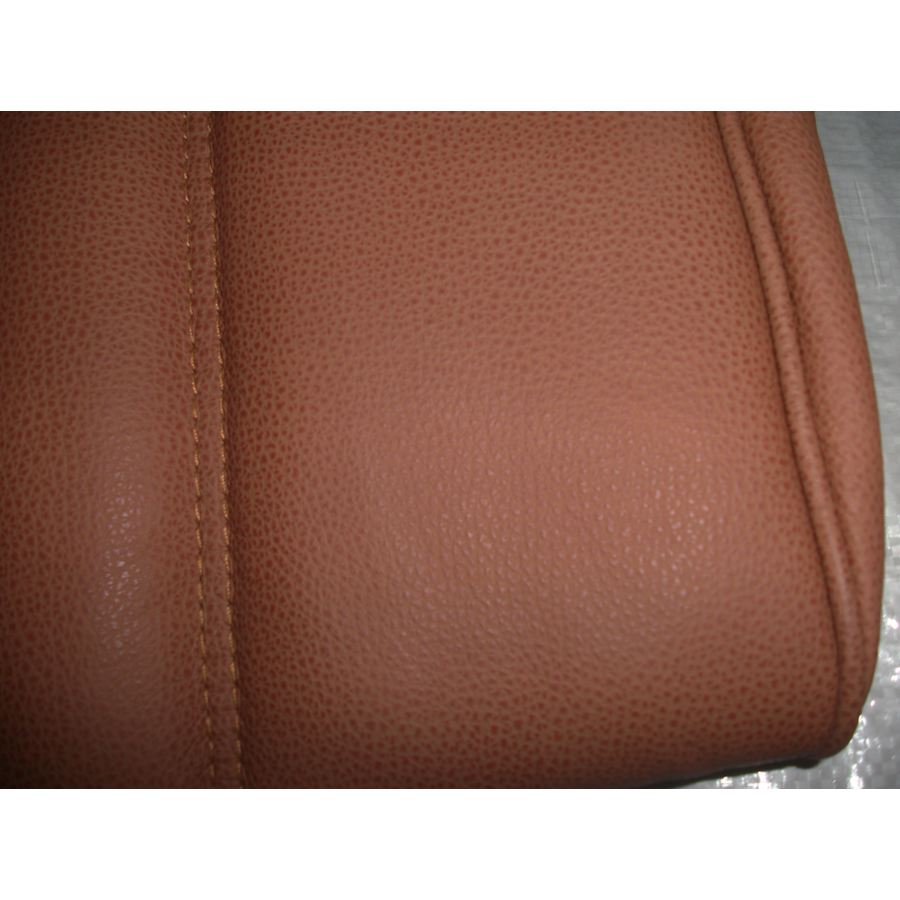 Rear bench cover light brown leather safari Citroën ID/DS-4