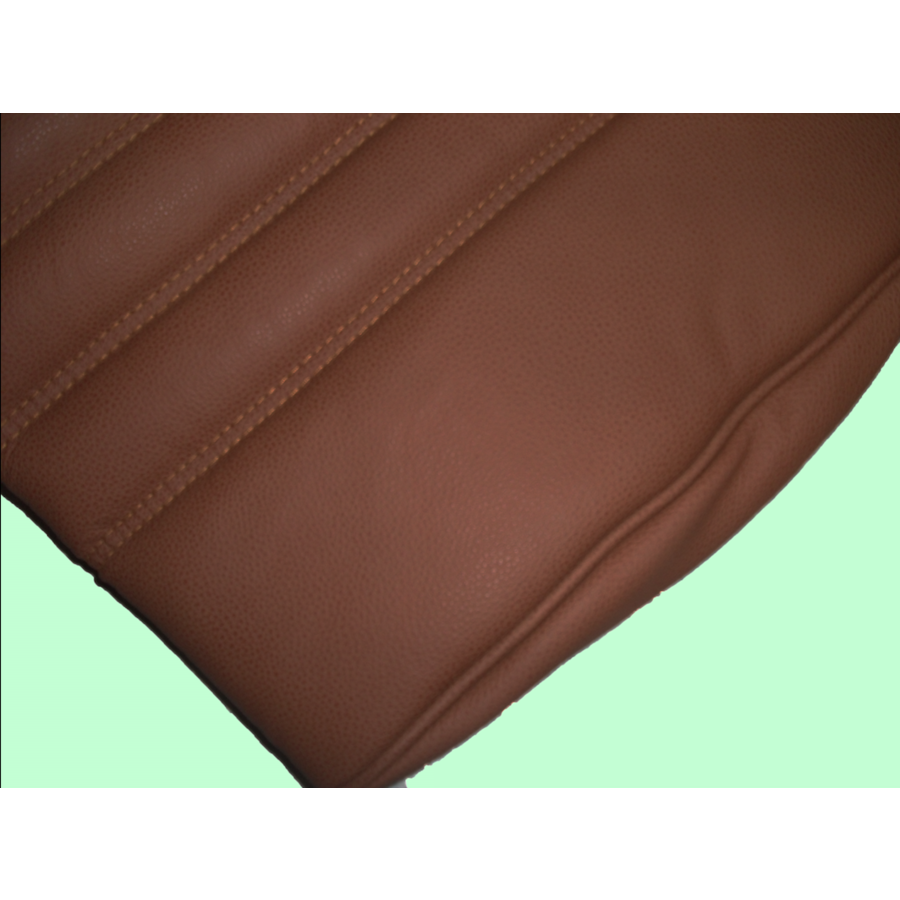 Rear bench cover light brown leather safari Citroën ID/DS-5