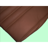 thumb-Rear bench cover light brown leather safari Citroën ID/DS-6