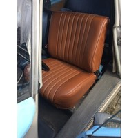 thumb-Front seat brown leatherette Citroën ID/DS-6