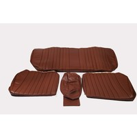 thumb-Rear bench brown leatherette Citroën ID/DS-2