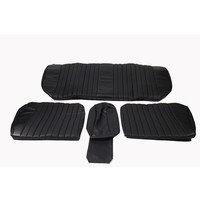 thumb-Rear bench black leatherette Citroën ID/DS-1
