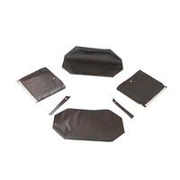 thumb-Original Sitzbezug Satz für 2 Klappsitz Break targa-bezogen schwarz Citroën ID/DS-1