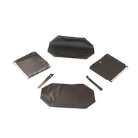 thumb-Strapontin cover black leatherette Citroën ID/DS-1