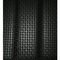 thumb-Garniture origine banquette AR BK simili noir (assise 1 pièce dossier 1 pièce) Citroën ID/DS-1