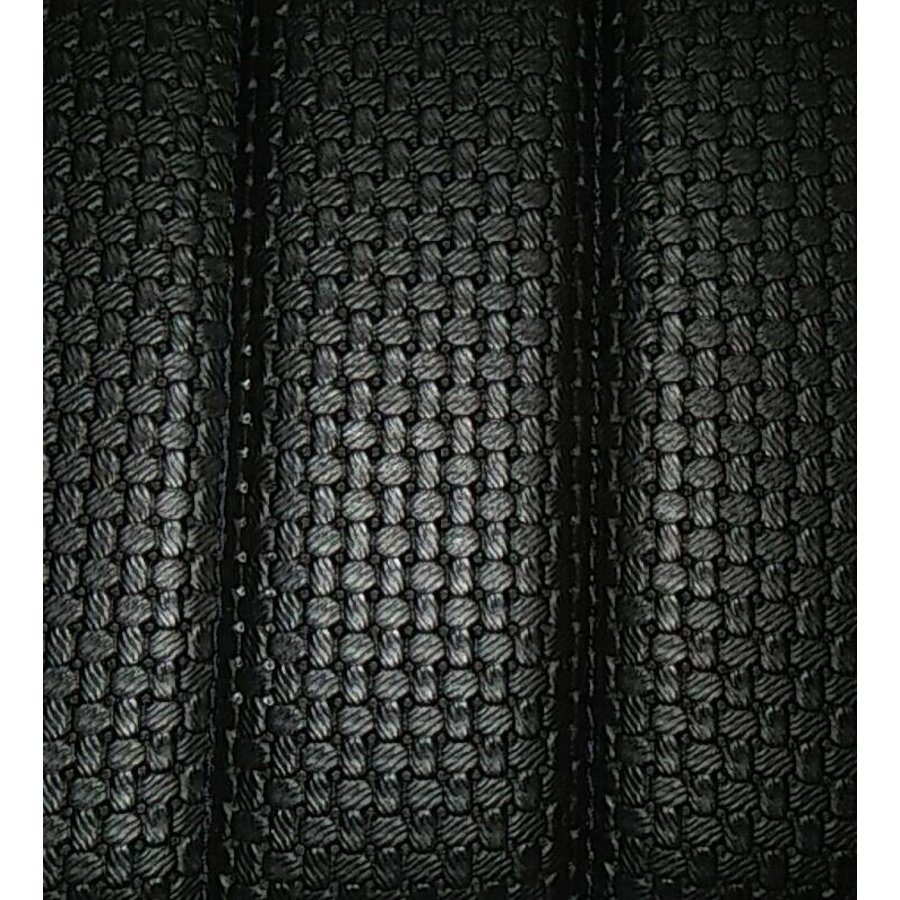 Rear seat safari black leatherette Citroën ID/DS-1