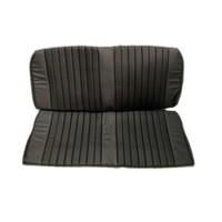 thumb-Rear seat safari black leatherette Citroën ID/DS-2