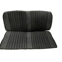 thumb-Garniture origine banquette AR BK simili noir (assise 1 pièce dossier 1 pièce) Citroën ID/DS-3
