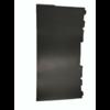 ID/DS Garniture fixée contre l'AR de la banquette AR BL noir (525 x 1000) Citroën ID/DS