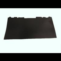 thumb-Garniture fixée contre l'AR de la banquette AR BL noir (525 x 1000) Citroën ID/DS-3