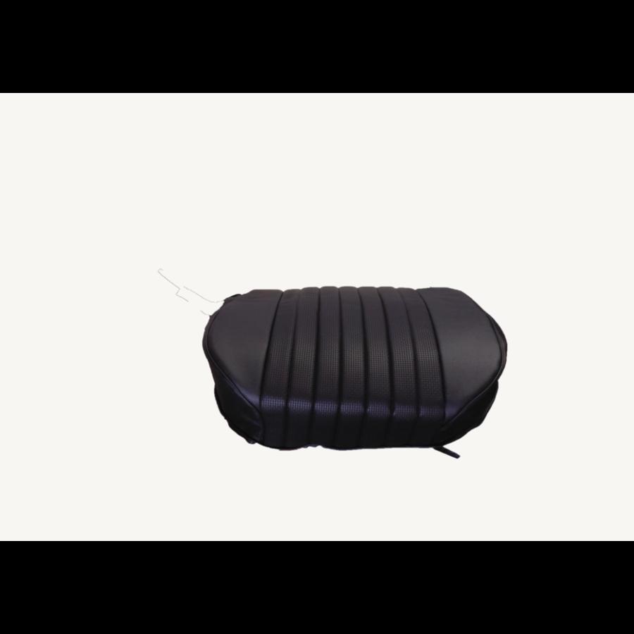 Original Sitzbezug Satz für Vordersitz Targa-bezogen schwarz (nur Sitzteil!) Citroën ID/DS-1