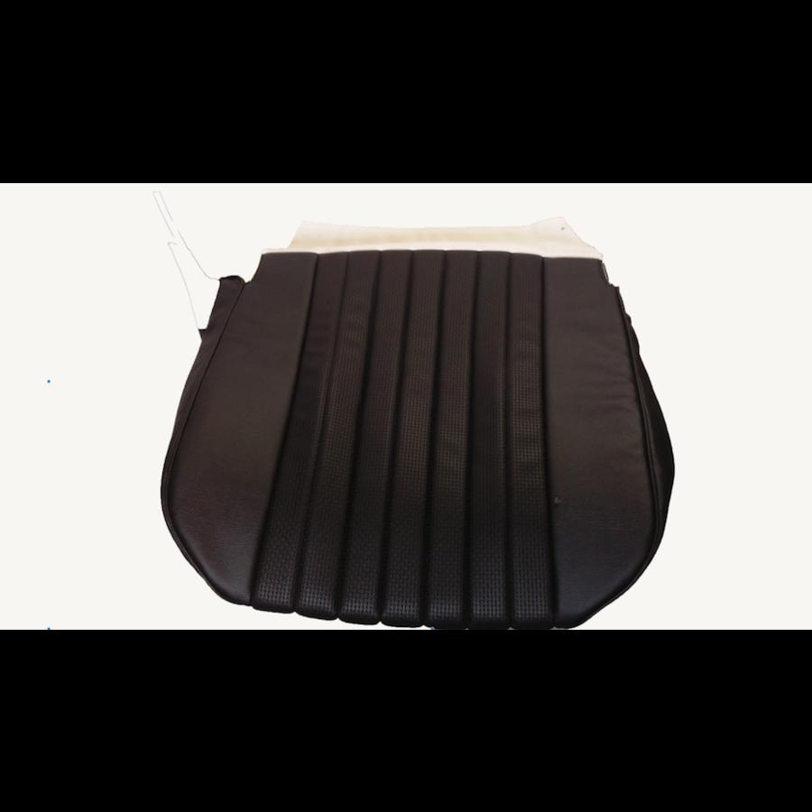 Voorstoelhoes zwart skai zit gedeelte Citroën ID/DS-3