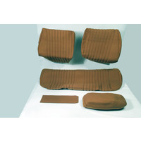 thumb-Rear bench cover pallas from 69 ocher cloth Citroën ID/DS-1