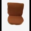 ID/DS Garniture sièges AV en étoffe ocre Citroën ID/DS