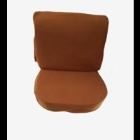 thumb-Garniture sièges AV en étoffe ocre Citroën ID/DS-1