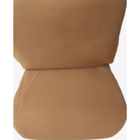 thumb-Front seat cover old model ocher cloth Citroën ID/DS-3