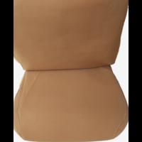 thumb-Garniture sièges AV en étoffe ocre Citroën ID/DS-3