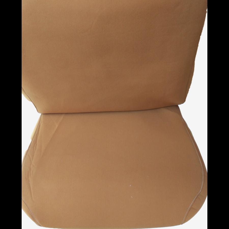 Garniture sièges AV en étoffe ocre Citroën ID/DS-3