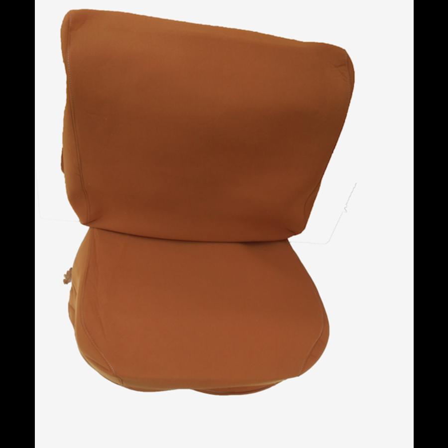 Garniture sièges AV en étoffe ocre Citroën ID/DS-4