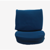 thumb-Front seat cover old model blue cloth Citroën ID/DS-1