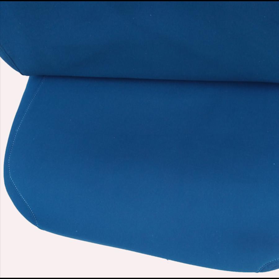 Satz für Vordersitzbezug Stoff-bezogen blau Citroën ID/DS-4