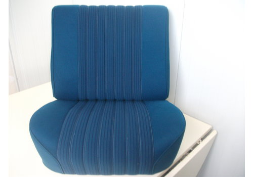Set of seat covers for 1 car pallas 70-73 blue cloth Citroën ID/DS