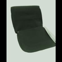 thumb-Voorstoelhoes groen stof Dsuper Dspecial Citroën ID/DS-3