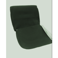 thumb-Voorstoelhoes groen stof Dsuper Dspecial Citroën ID/DS-4