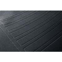 thumb-Sitzbezugsatz für Vordersitz Stoff-bezogen grau (1 Farbton): Sitz + Rückenlehne + Abschlussfüllung in weißemTarga Waffel-Modell Citroën ID/DS-1