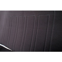 thumb-Rear bench coveruperpecial gray cloth Citroën ID/DS-2
