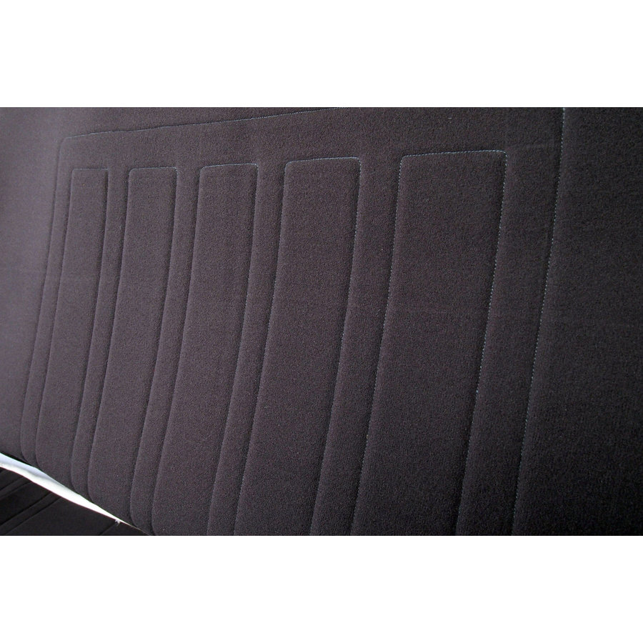 Rear bench coveruperpecial gray cloth Citroën ID/DS-2