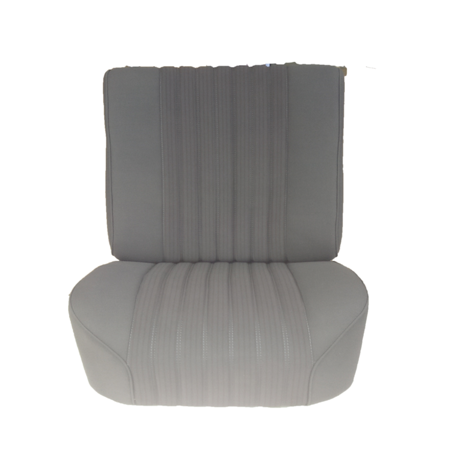 Front seat fully mounted pallas 70-73 gray cloth Citroën ID/DS-1