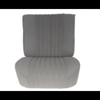 thumb-Voorstoelhoes grijs stof gemonteerd Citroën ID/DS-2
