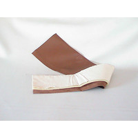 thumb-Upper door trim brown leather (front/rear/left/right) Citroën ID/DS-1