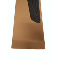 thumb-Door card set ocher cloth (flat foruperpecial) Citroën ID/DS-4