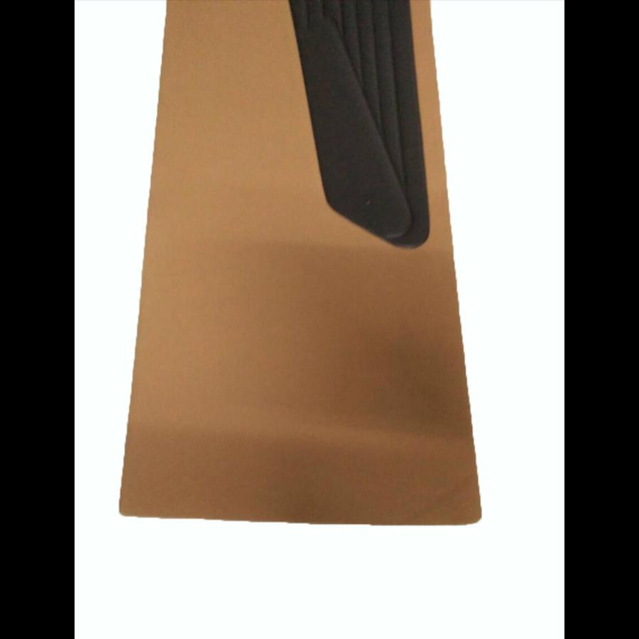 Door card set ocher cloth (flat foruperpecial) Citroën ID/DS-4