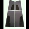 ID/DS Door card set gray cloth (flat foruperpecial) Citroën ID/DS