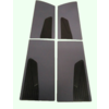 ID/DS Set deurschotten grijs stof Citroën ID/DS